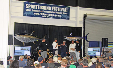 Pacific Coast Sports Fishing Festival